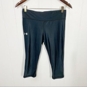 Under Armour Cropped Compression Leggings